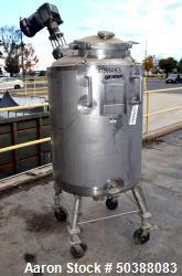 Used- Northland Stainless Reactor, 100 Gallon