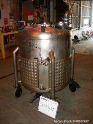 Used- Precision Stainless Reactor, 150 Gallon