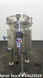 Used- Precision Stainless Reactor, 150 Liter (39 Gallon)