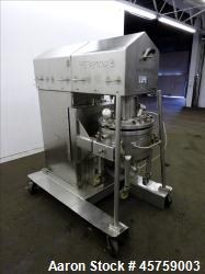 Used- Ross Reactor / Mixer, 40 Liters (10.5 Gallons)