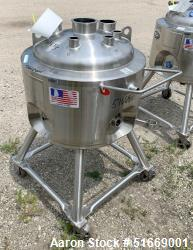 T&C Stainless 14.5 Gallon Reactor