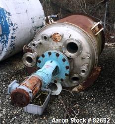 Used- Tolan Reactor, 325 Gallon