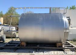 Cherry Burrell 2,500 Gallon Reactor