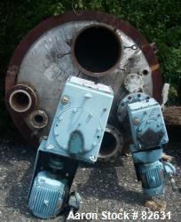Used- Tolan Reactor, 1238 Gallon