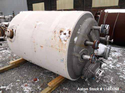 Used- Precision Stainless Reactor, Approximately 700 Gallon