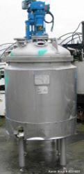 Used- Stainless Steel Agemore Surmet Reactor