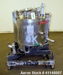 Used- 70 Gallon Stainless Steel Eastman Kodak Reactor