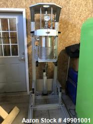 Used- Parr Instrument Company, Stirred 5 Gallon (20 Liter) Pressure Reactor.