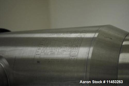 Used-  3500 Liter Precision Stainless Reactor.