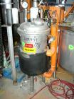 Used-Used: Acme Industrial reactor, 12 gallon, stainless steel. Approximately 14