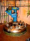 Used: Walker Stainless reactor, 1500 gallon, stainless steel, vertical. Approximately 66