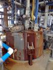 Used- Whiting Metals Reactor, 1,500 Gallon. 304 stainless steel construction, 68