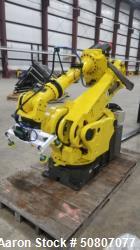 Used- Refurbished Fanuc Palletizing Robot. Model lS-430iW