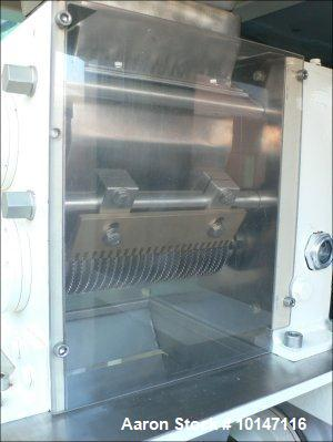 Used-Alexanderwerk AG Remscheid Roll Compactor, Model WP-150