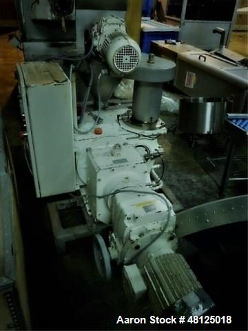 Used- Bepex Roll Compactor