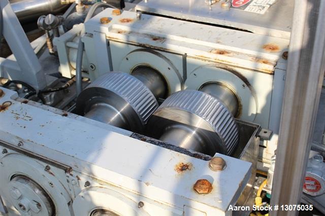 Used-Fitzpatrick 4L X 10DChilsonator/ Roller Compacto