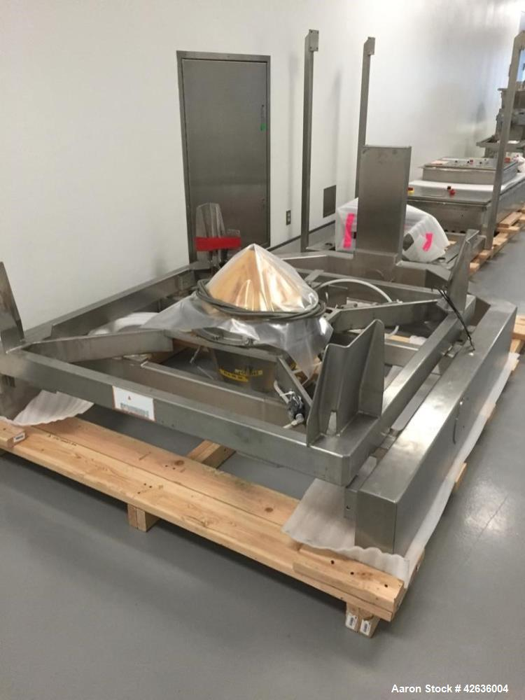 Used- Fitzpatrick Chilsonator, Model 7x10D.