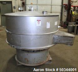 Used- Sweco Vibro-Energy Separator / Screener, Model LS60S1215