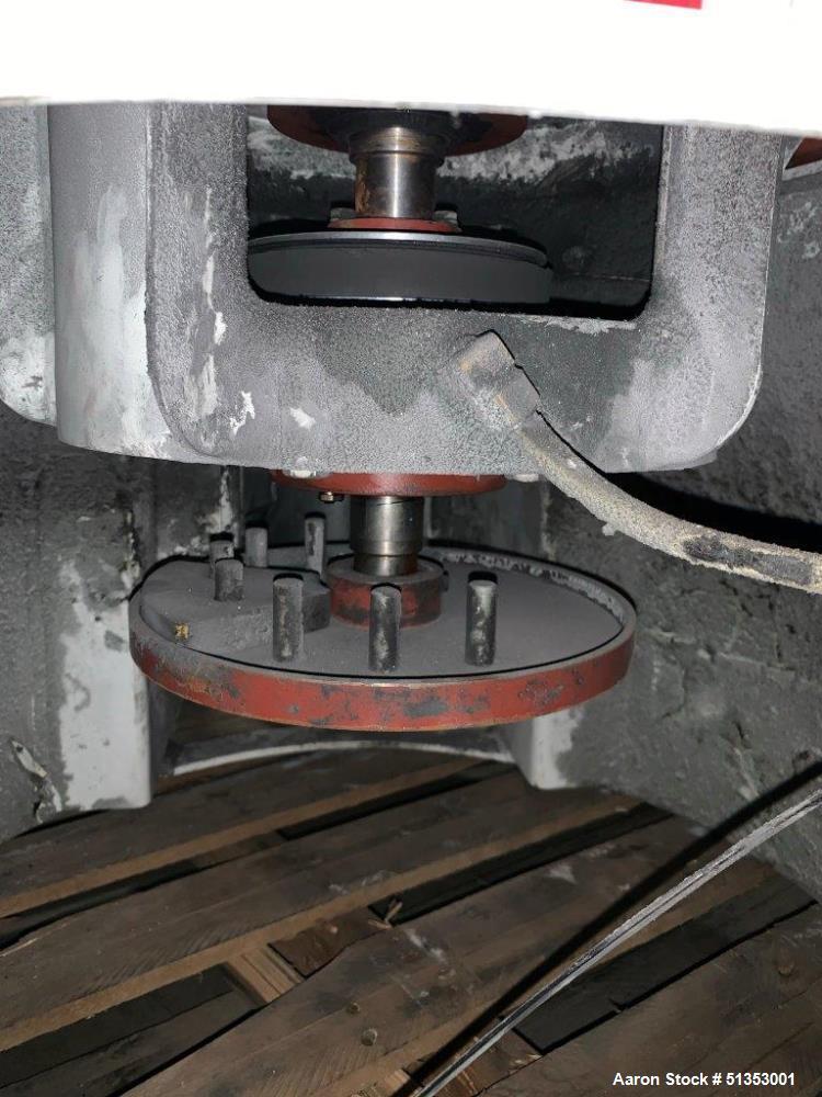 Used- Midwestern Industries Series ME Gyra-Vib Separator