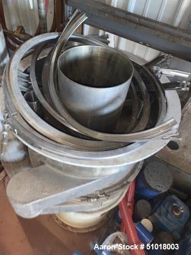 Used- Sweco Screener, Model S18S3333