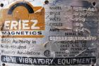 Used-Eriez Screener, Model PS-362, Stainless Steel.  36