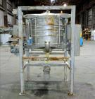 Used- Great Western Manufacturing Tru-Balance Screener, Type TB, Model 611/4