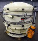 Used- Kason In-Line Pneumati-Sifter