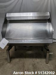 Used- LYCO De-watering Static Screener