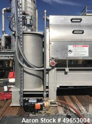 Used-Parkson Hycor Rotary Drum Thickener