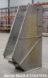 "Unused- Vincent Corporation 18"" Sidehill Static Dewatering Screen, Model VDS-18-"