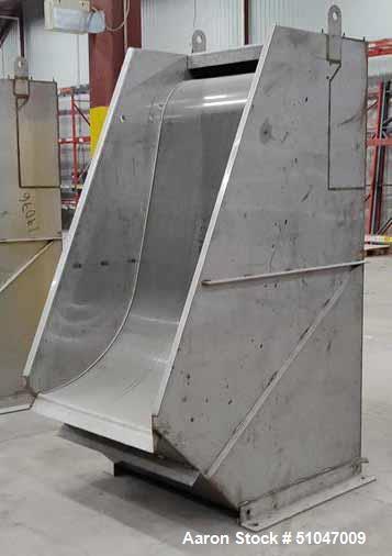 "Unused- Vincent Corporation 36"" Sidehill Static Dewatering Screen. Model VDS-36-"