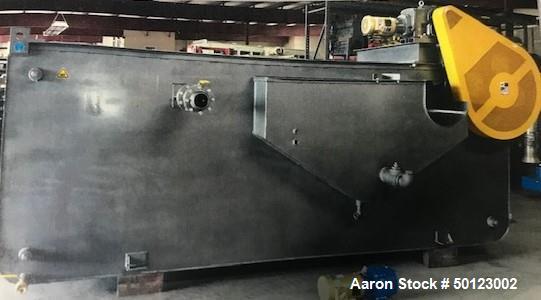 Used- Anderson International Screening Tank