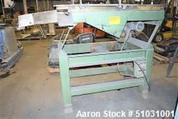 "Used- Witte Classifier, 28"" x 54"" Work Area"