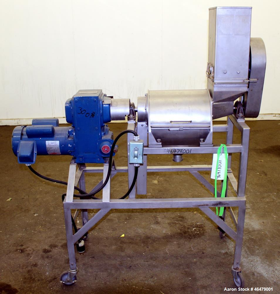 Used- Langsenkamp Laboratory Separator, Model 150