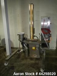 Used- Stainless Steel Glatt Quick Sieve Mill, Model GS 180