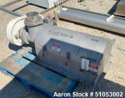Used- Prater Industries Rota-Sieve Centrifugal Sifter