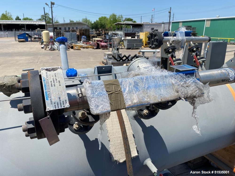 Clark Reliance Corp Fuel Gas Filter / Separator