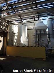 Used- Viron International Scrubber, 15000 CFM