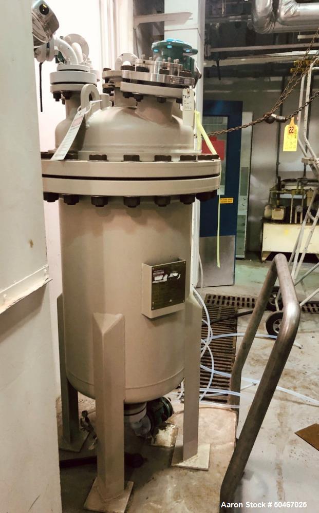 Used-50 gallon Edlon-PSI receiver tank