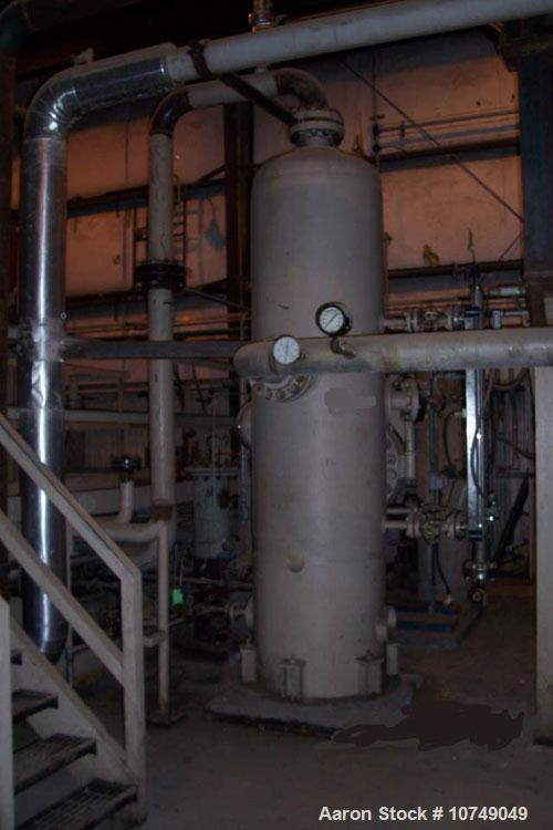 Used- 270 gallon Carbon Steel Hydro-Chem Processing Tank