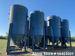 Used- Carbon Steel Lined Clarifier Tank.