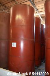 Used- Tank, Approximate 2000 Gallon, Carbon Steel