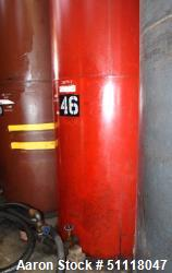 Used- Certified Equipment Tank, Approximate 1000 Gallon