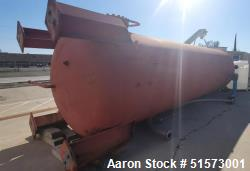 Used - Roy E. Hanson Jr. Vertical Ammonia (NH3) Storage Tank