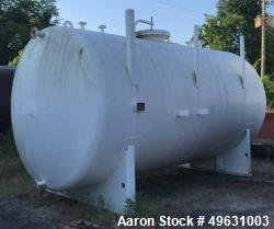 Unused- Modern Welding Company Tank, 7,000 Gallon