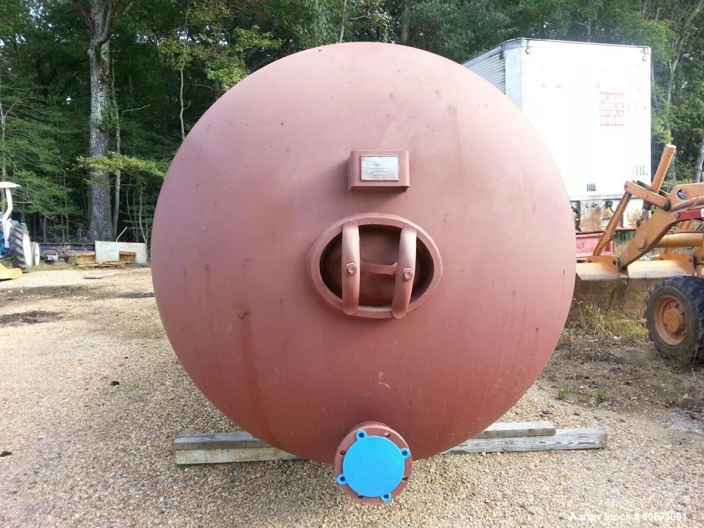 Unused- RECO 5,000 Gallon Hydro Pneumatic Tank.