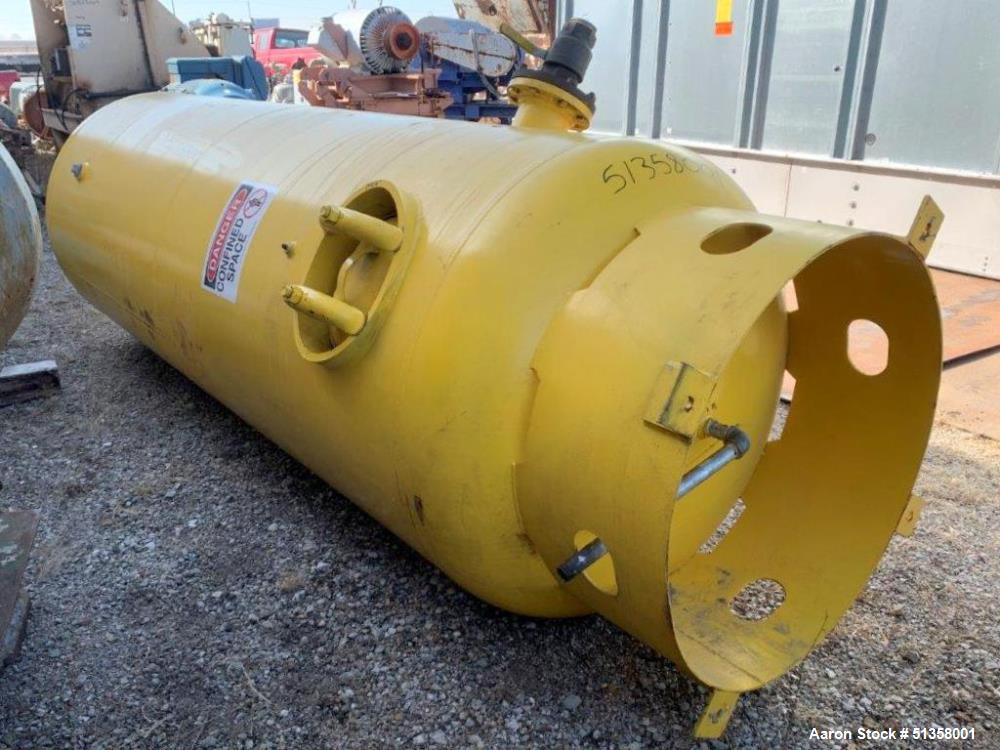 Silvan Industries 750 Gallon Air Receiver Tank