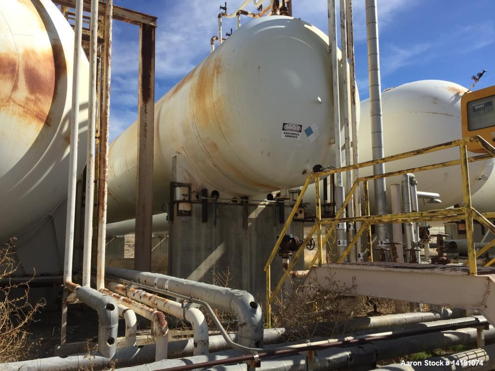 Used- Hudson Engineering Corp. Pressure Vessel, 58,750 Gallon, Horizontal Carbon