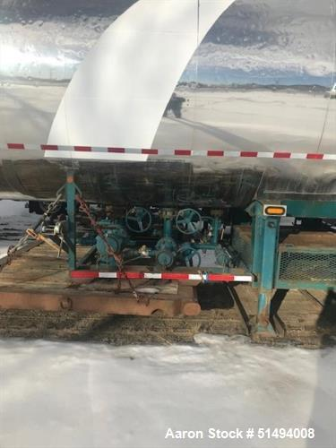 Used-Westmor CO2 Portable Storage Trailer
