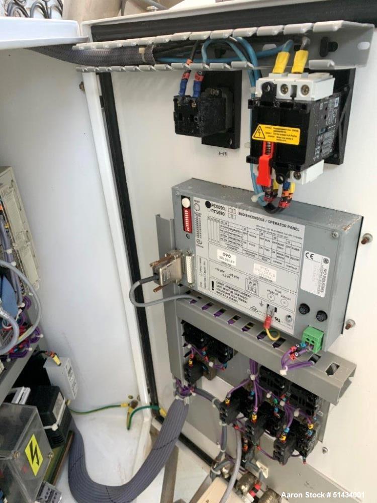 Unused- Air Liquide Refrigerated Liquid Helium Storage Vessel
